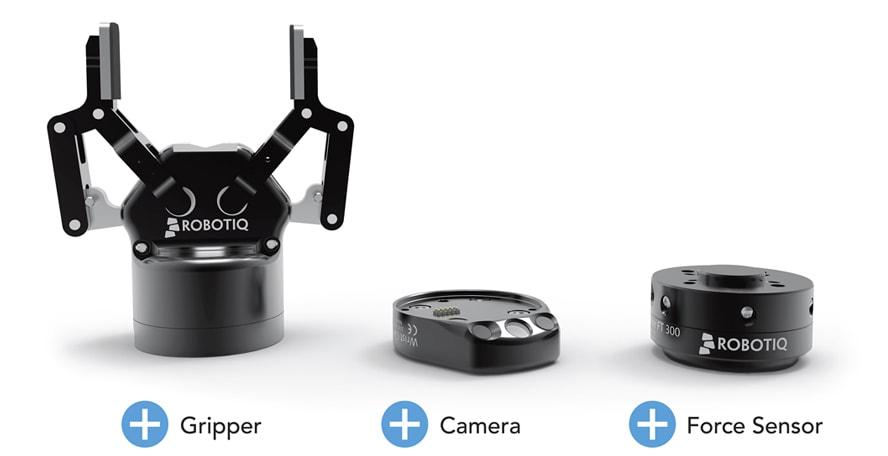 גריפרים המיועדים לרובוטים שיתפויים מבית ROBOTIQ